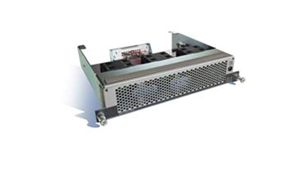 Cisco Nexus 2224TP, 2248TP, and 2248TP-E FEX Fan Module, Back-to-front  airflow (Reversed airflow, port side intake), spare